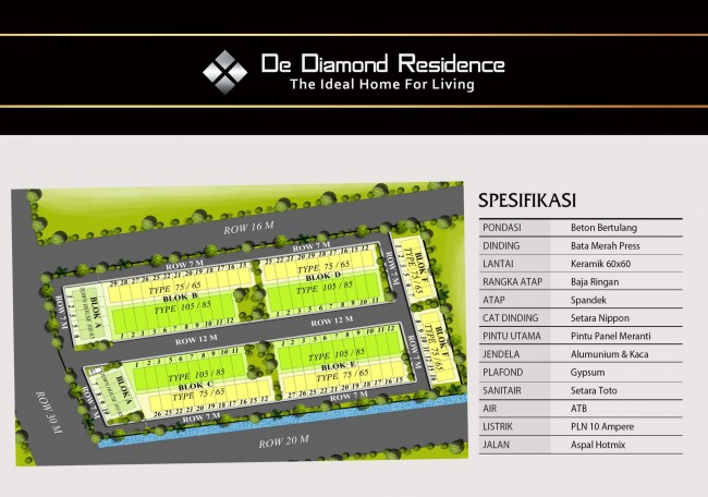 De Diamond Residence - Batam Center (BELIAN)