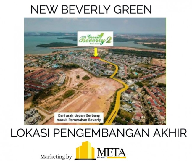 PKP Uptown - Green Beverly 2