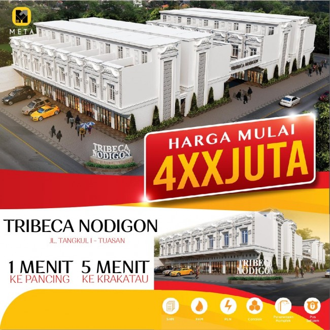 TRIBECA NODIGON