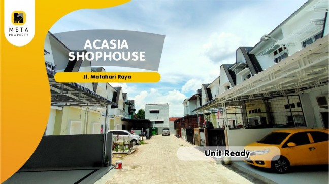 ACASIA SHOPHOUSE