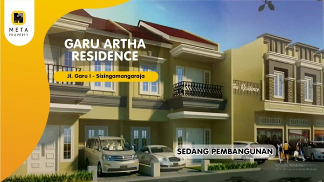 GARU ARTHA RESIDENCE