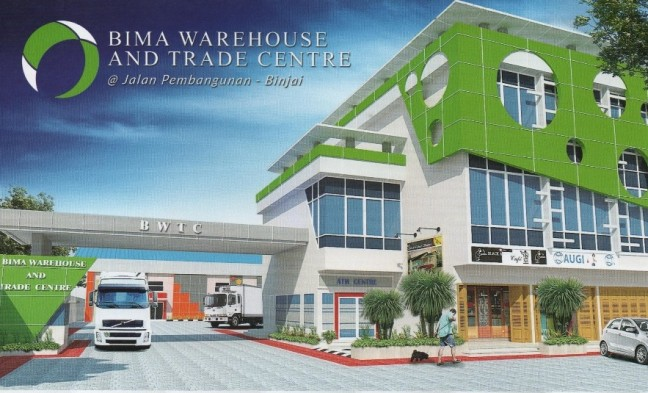 BIMA WAREHOUSE AND TRADE CENTER